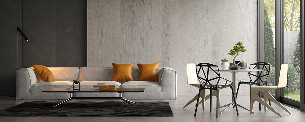 Salon Design et moderne